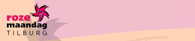 Roze maandag op kermis Tilburg