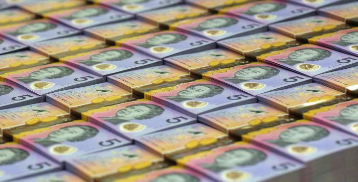 bankbiljet van Australië