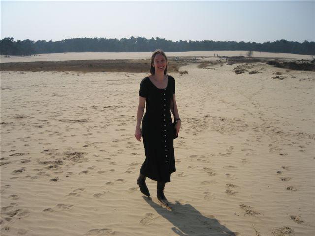 Lopend in de Loonse en Drunense duinen